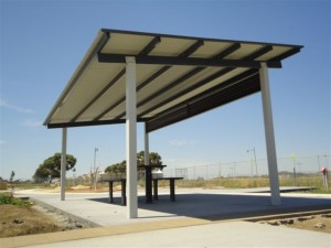 Fulton Hogan Linear Park