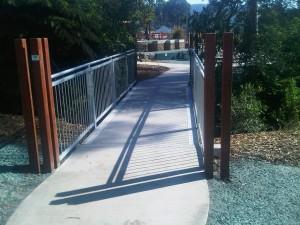 Gallipoli Park Bridge
