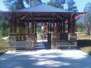 Gallipoli Park Shelter