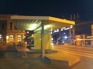Darebin City Council – Tram Shelter