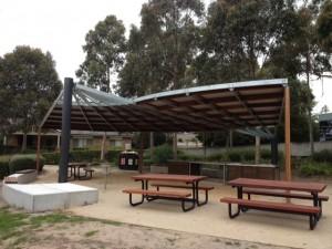 Monash BBQ Shelter