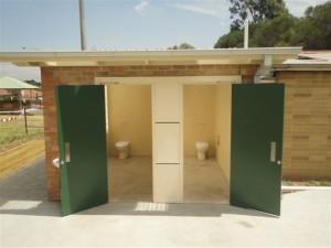 Melbourne Cemetery – Restroom Refurb
