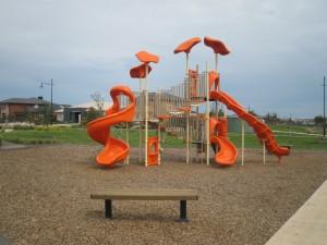 St Andrews Playworld Large Playground