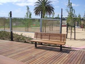 Viewing Platform Furniture – Ballustrading