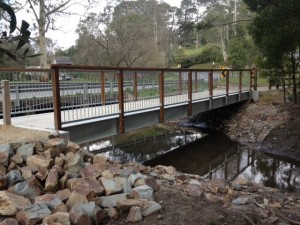 Yarra Ranges Shire Council – Monbulk Creek