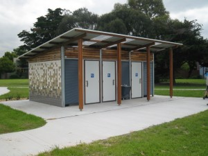 Hobson's Bay City Council – Apex Park – Restrooms