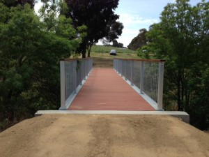 Corangamite Shire Council – Browns Water Hole footbridge