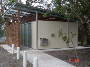 South Gippsland Shire – Tarwin Lower Restroom.