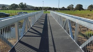 Whittlesea City Council, Hillsview Truss Bridge project