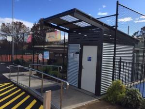 Moreland City Council – Bush Reserve Restroom