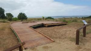 Borough of Queenscliff – Beach access boardwalk