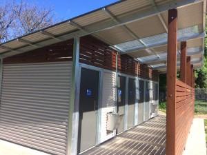 Benalla Shire Council – Adventure Park Amenity upgrad