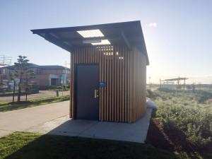 Saltwater Coast  Estate – 1D Restroom