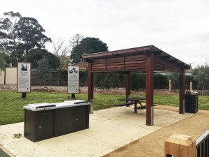 Dandenong City Council – Lois Twohig restroom and shelter
