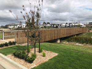 Lifestyle Communities – Pedestrian Bridge