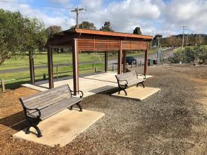 Geelong City Council – BMX Track shelter