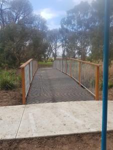 Colac Otway Shire – Borongarook Creek Pedestrian Bridge