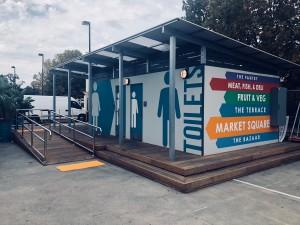Dandenong City Council – Dandy Market restroom