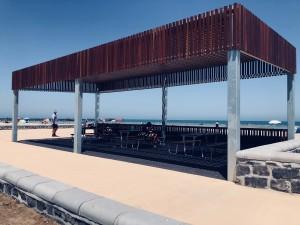 Hobsons Bay City Council – McBain St Beach Shelter