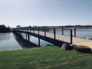 """The Point"" Point Lonsdale – Pedestrian Bridge"