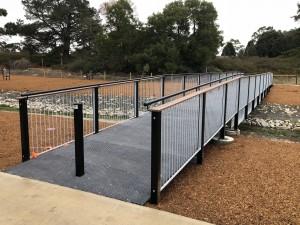 Summer Hill Estate – I-Beam Wills Bridge