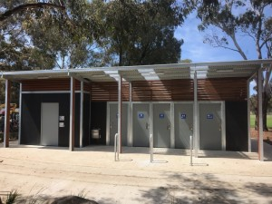 City of Whittlesea, Norris Bank Reserve Restrooms