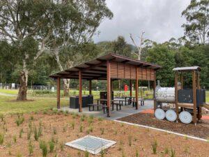 Yarra Ranges Shire – Warburton Water Play Reserve Upgrade