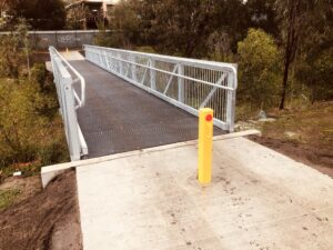 Hume City Council – Attwood Footbridge