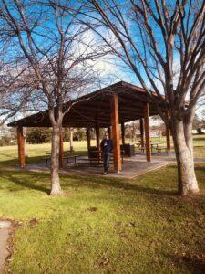 Wellington Shire Council – Rosedale Custom Shelter