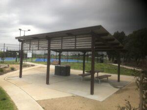 Moreland City Council – Gowanbrae standard shelter