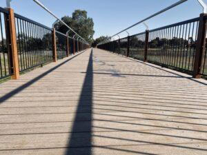 Brimbank City Council – Taylors Lakes Custom boardwalk