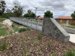 Excel Gray Bruni (Hume City Council) – Moonee Valley Trail Boardwalk